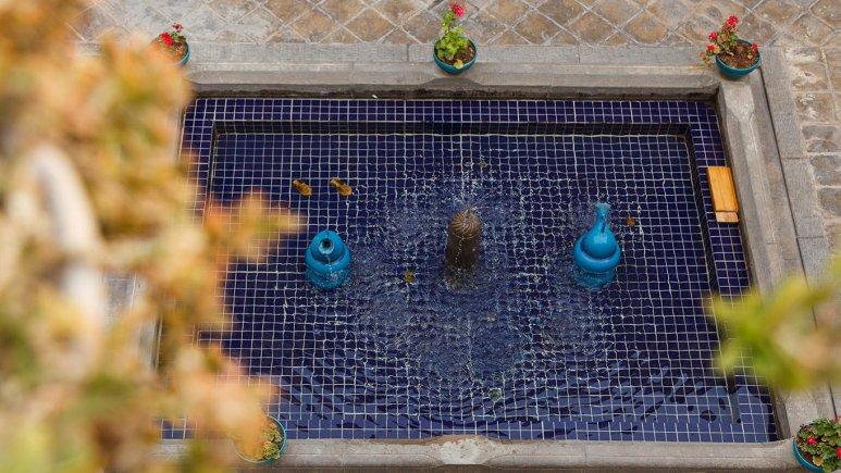 هتل طلوع خورشید اصفهان فضای داخلی هتل 5
