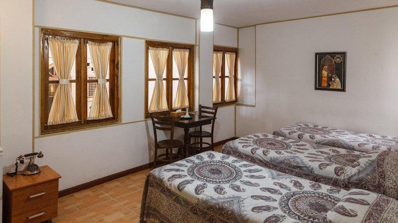 هتل طلوع خورشید اصفهان اتاق سه تخته 3