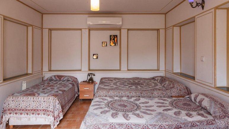 هتل طلوع خورشید اصفهان اتاق چهار تخته