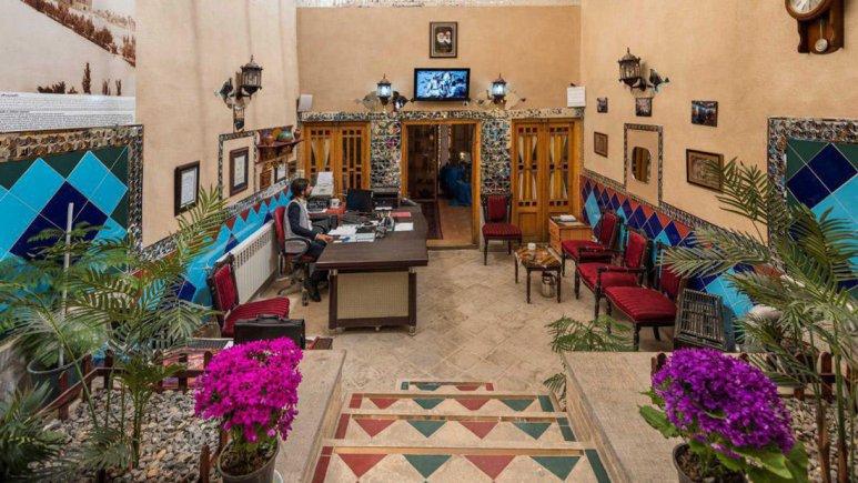 هتل طلوع خورشید اصفهان فضای داخلی هتل 6