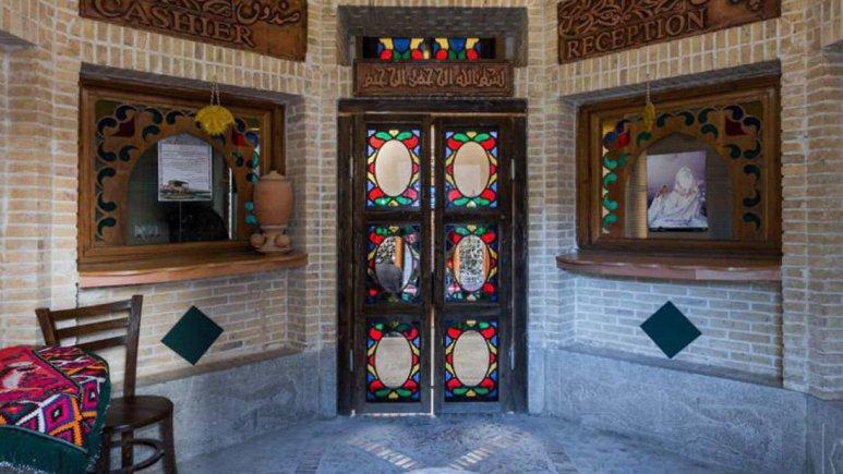 هتل طلوع خورشید اصفهان پذیرش