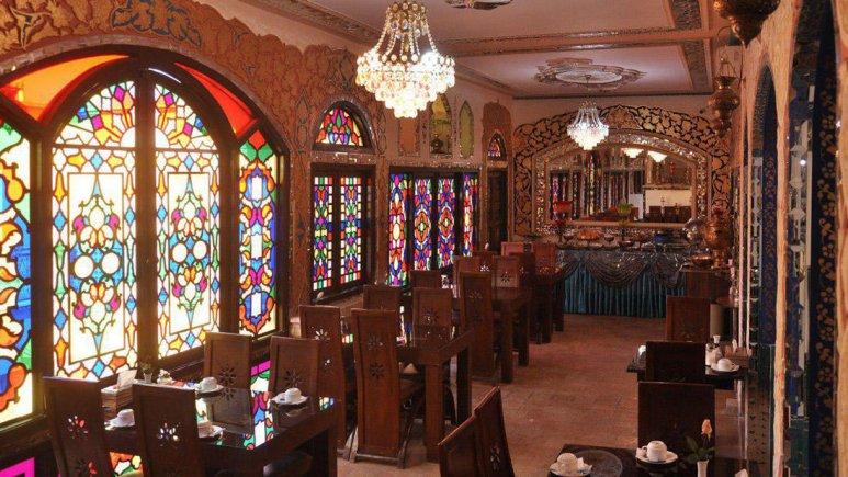 هتل طلوع خورشید اصفهان رستوران 1