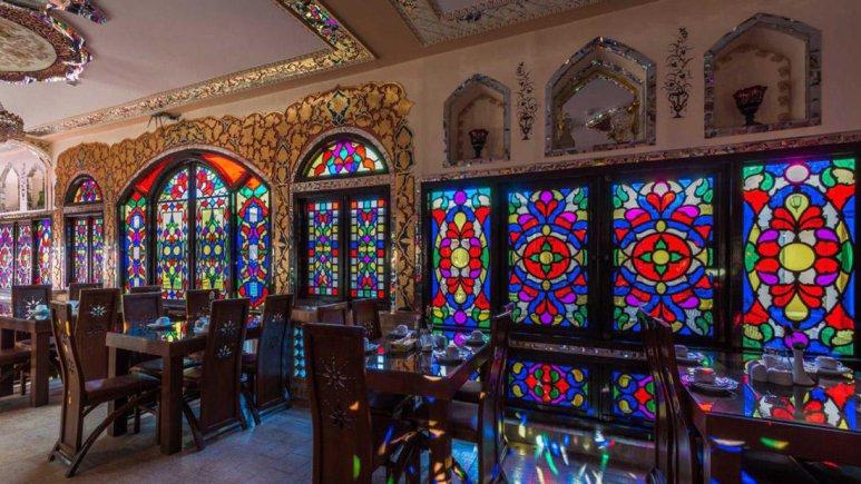 هتل طلوع خورشید اصفهان رستوران 2