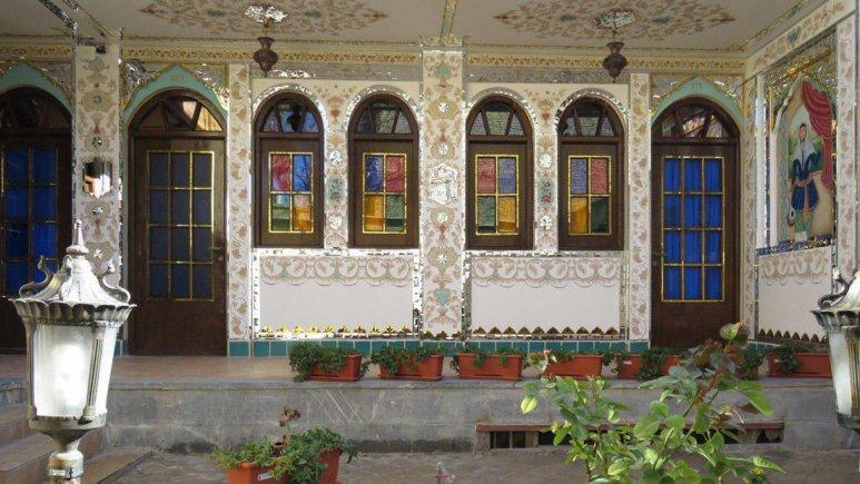 هتل طلوع خورشید اصفهان فضای داخلی هتل 8