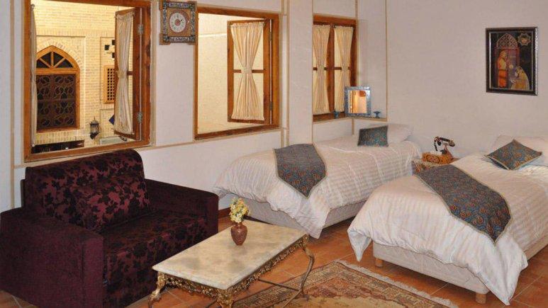 هتل طلوع خورشید اصفهان اتاق دو تخته تویین 3