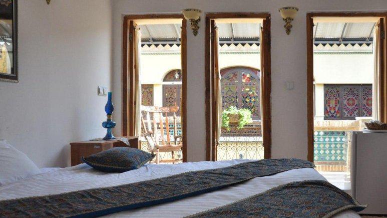 هتل طلوع خورشید اصفهان اتاق دو تخته دابل 1