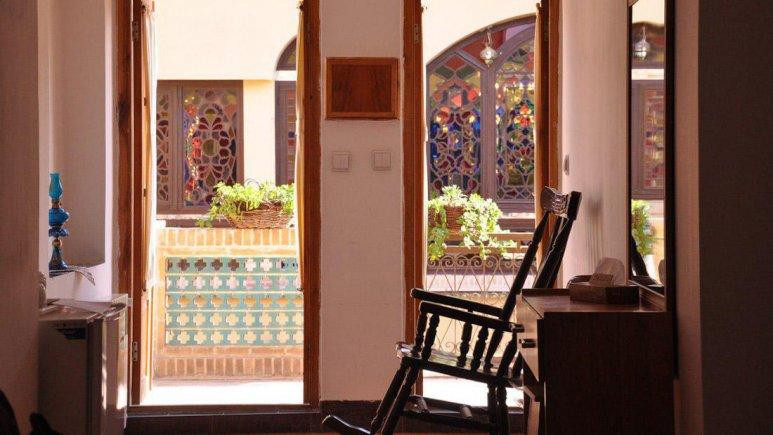 هتل طلوع خورشید اصفهان فضای داخلی اتاق ها