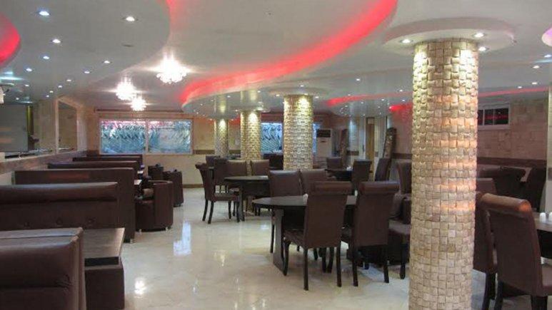 لابی هتل ماسوله