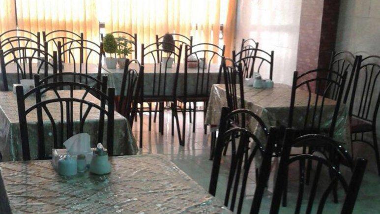 رستوران هتل اروند