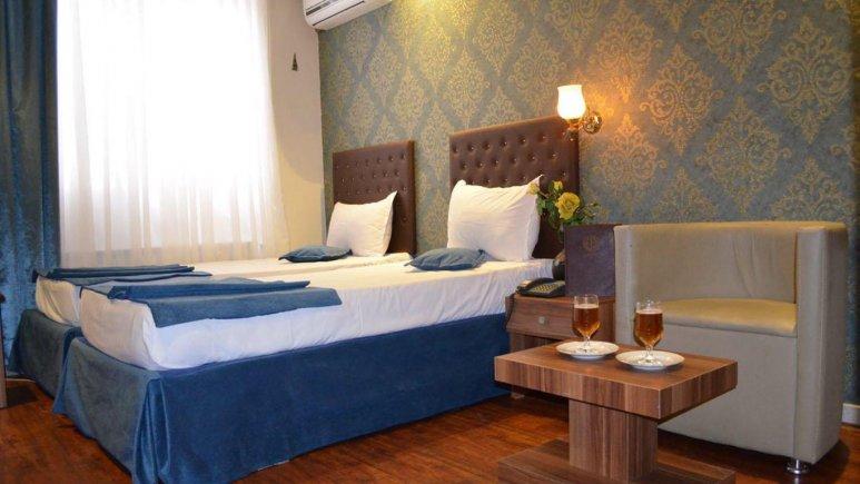 اتاق دو تخته تویین  هتل جواهری