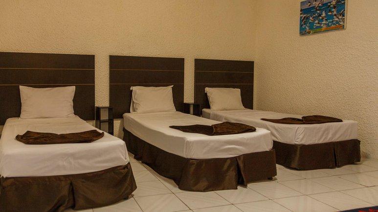 هتل گلدیس کیش اتاق سه تخته