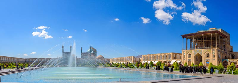 Isfahan Hotel Booking