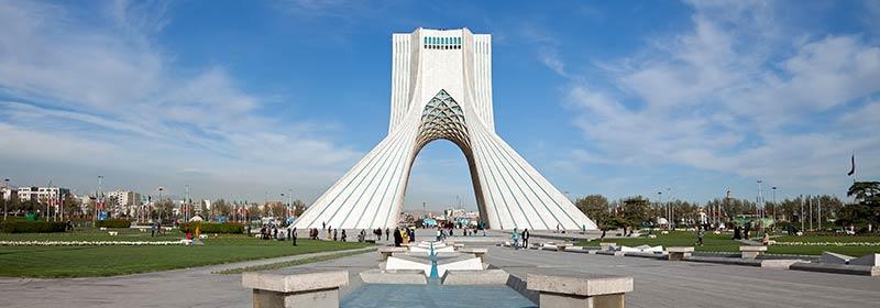 رزرو هتل های تهران