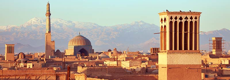 Yazd Hotel Booking