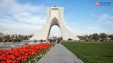 راهنمای سفر تهران